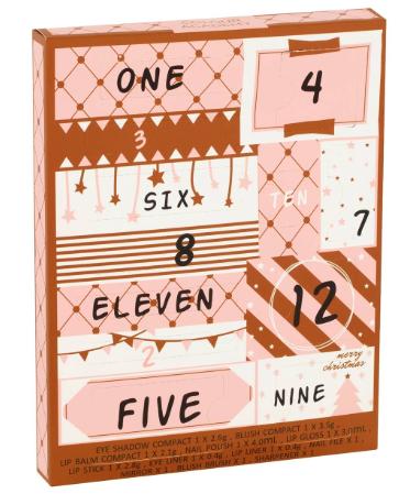 Woolworths Makeup Advent Calendar