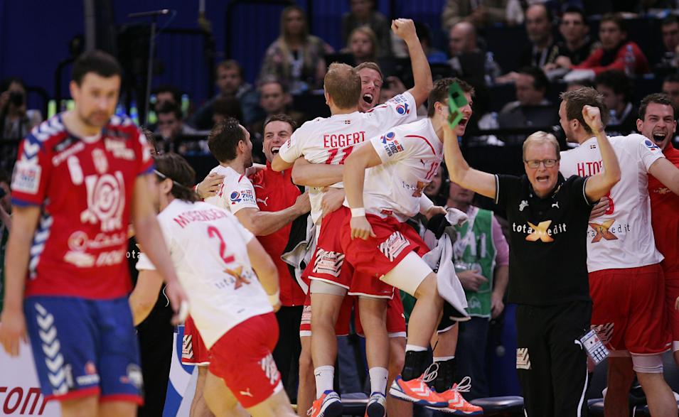 Handball: Denmark beat Serbia in a thrilling final to win the European Handball Championship