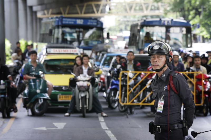 Thailand peringan aturan iring-iringan mobil kerajaan untuk kurangaikemacetan