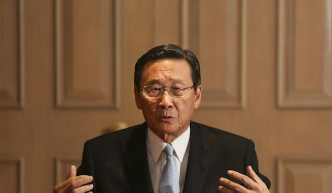 Peter Woo Kwong-ching has also backed the national security legislation for Hong Kong. Photo: Xiaomei Chen