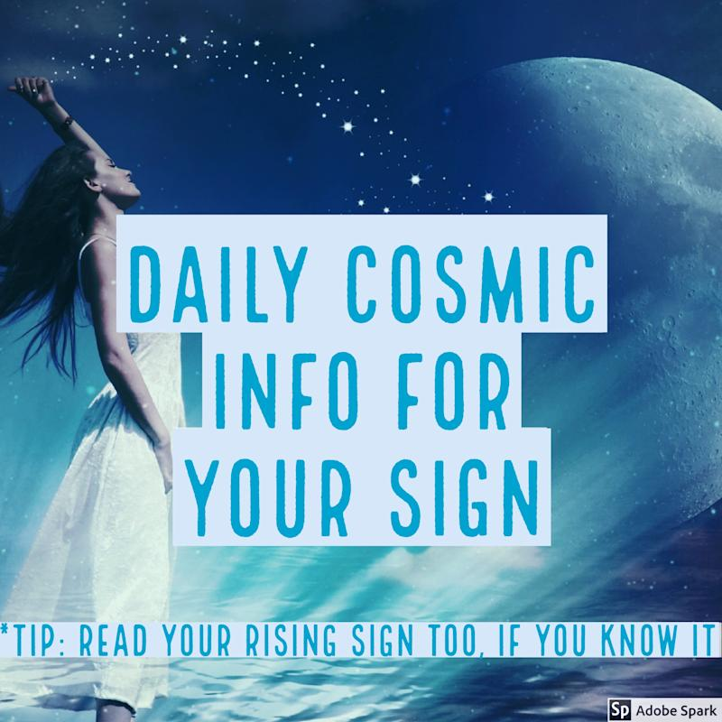 Daily horoscope: Aries