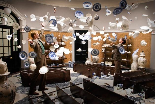 'Cloud Atlas' Five Film Facts