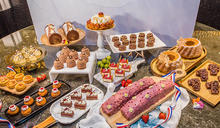 漢來海港邀請三星名廚 打造限定款甜點季