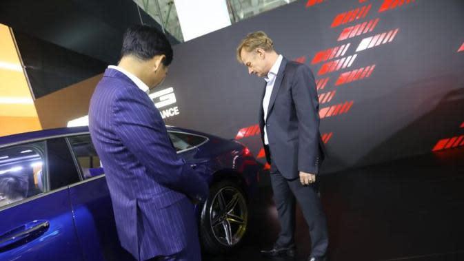 Rangkul Mercedes-Benz, Michelin Perkenalkan Ban untuk Kelas Premium