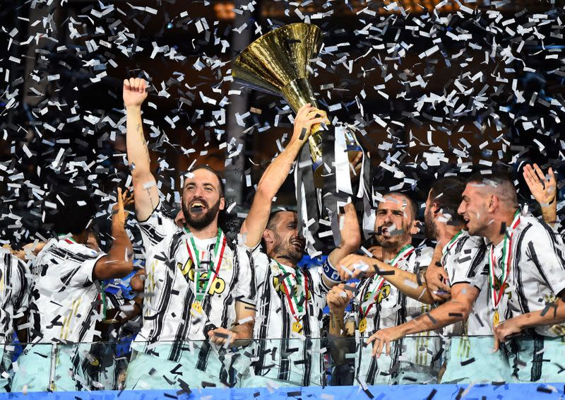 Three private equity groups await Serie A decision over 'historic' deal - sources
