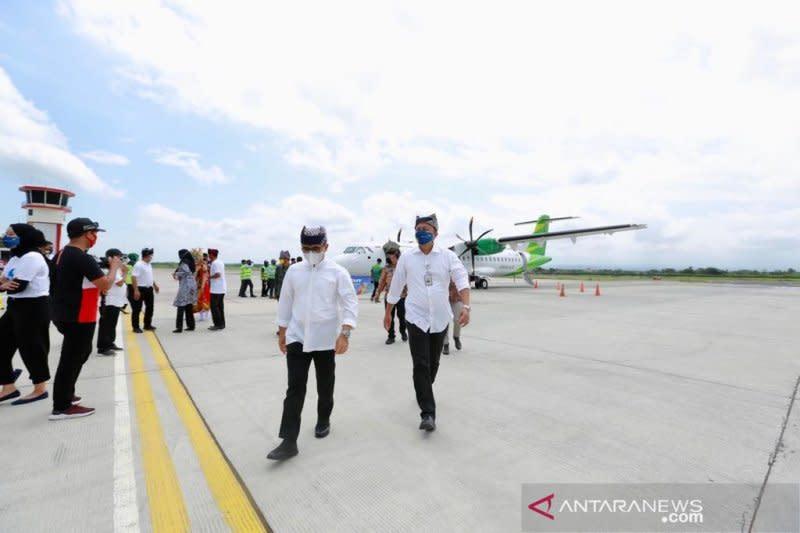 Bupati sambut positif Citilink buka penerbangan Banyuwangi-Bali