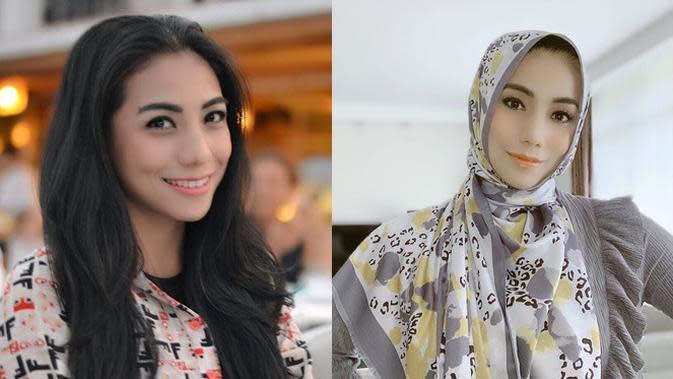 Siti KDI Tampil Berhijab (Sumber: Instagram/siti_perk)