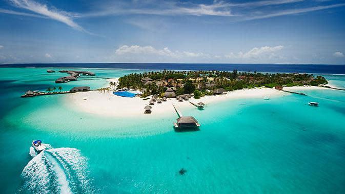 Maldives (Liputan6/iStockphoto)