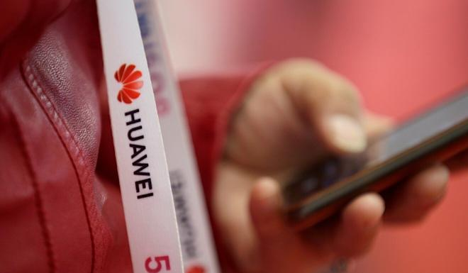 The US has been pushing for a ban on Huawei. Photo: Reuters