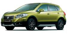2014 Suzuki SX4 Crossover