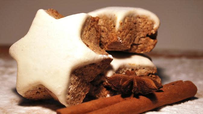 Cinnamon cookies (sumber: Pixabay)