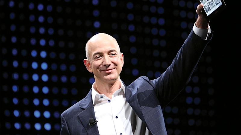 Can Online Oracle Jeff Bezos Be the Prince of Print?