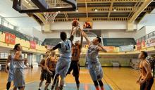 影/中州盃分齡籃球賽 終戰建國塑膠青壯組五連霸