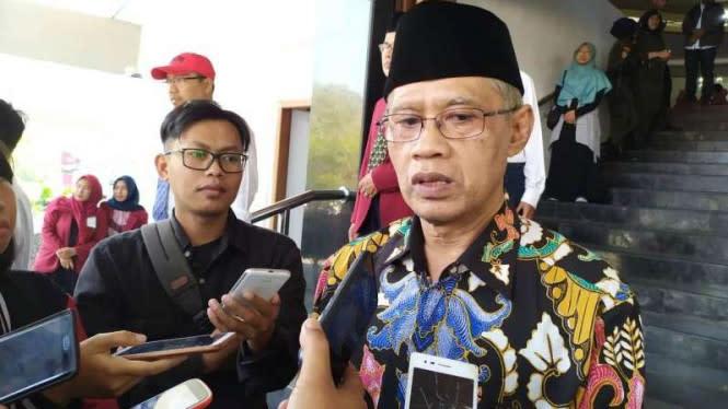 Muhammadiyah: Presiden Perlu Evaluasi Para Menteri