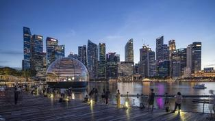 Singapore's economic reopening isn't boosting its equity benchmark