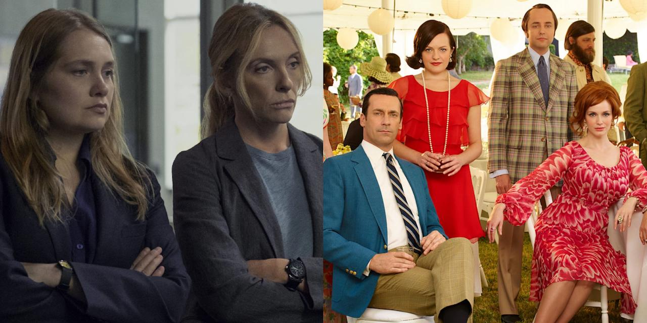 """<p>There's a good chance that Netflix will always be the premiere place for a perfect mix of old and new. That's a perk of being the first major streaming service: you have access to all the greats. For drama series enthusiasts looking for a new suspenseful binge, or just one with a bit more gravitas than your semi-monthly rewatch of <em>New Girl</em>, we got you covered, friend.</p><p>The streaming service has a whole litany of series to checked out, but we've scoured the catalog to find the 15 that are most worth your time. Full of <a href=""""https://www.esquire.com/entertainment/g30551167/best-true-crime-documentaries-shows-2020/"""" target=""""_blank"""">true-crime</a> series, <a href=""""https://www.esquire.com/entertainment/tv/g29861786/best-tv-shows-of-the-2010s/"""" target=""""_blank"""">old favorites</a>, and a few that might surprise you with just how much it offers, this is the kind of power list that you aren't going to be able to knock out in just a couple days. This list is television goals. You come back after binging all of this, and we'll give you a medal because there's easily over 1,000 hours of prime television below. And the drama? It's off the map.</p>"""
