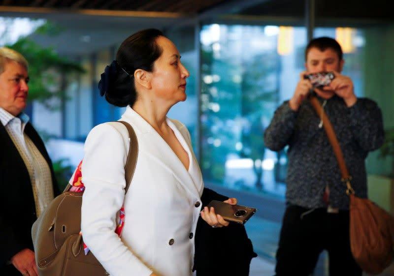 Pengadilan Kanada tolak permintaan penyiaran sidang bos Huawei