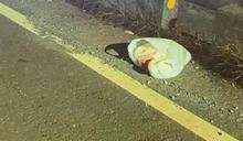 未足月男嬰遭裝袋棄路邊 警急尋親生父母