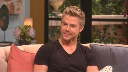 Derek Hough -- Access Hollywood