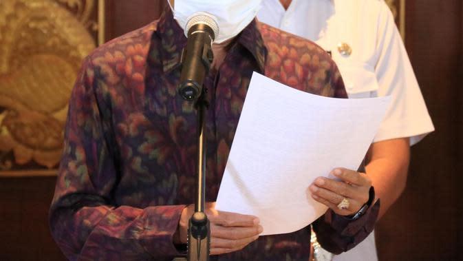 Keluyuran Tak Pakai Masker di Bali, Siap-siap Kena Denda Rp100 Ribu