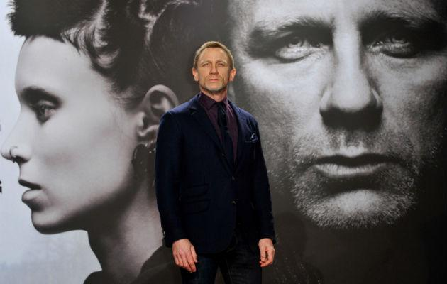 Daniel Craig to be cut from Dragon Tattoo sequel over pay?