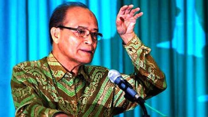 Buya Syafii: Presiden, Bangsa Bisa Oleng karena Kematian Dokter Akibat Covid-19