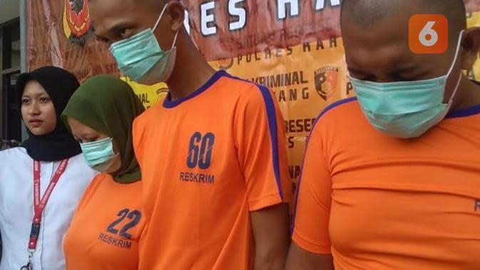 Akhir Sepak Terjang Kelompok Perampok Modus Mesum di Karawang