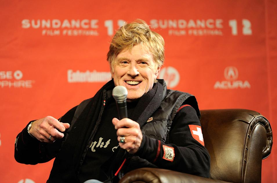 Day 1 Press Conference - 2012 Sundance Film Festival