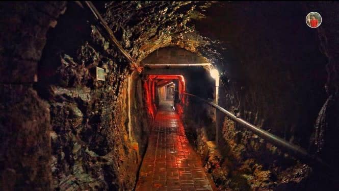 Wisata Sejarah dan Misteri di Lubang Mbah Soero Sawahlunto