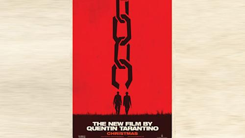 First Look: 'Django Unchained' Teaser Poster