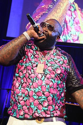 Rick Ross Features Soundbite of Trayvon Martin Witness on 'I Wonder Why'