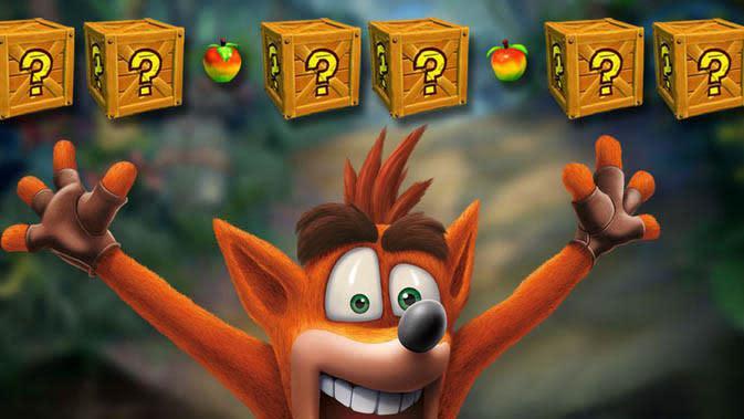 Crash Bandicoot N. Sane Trilogy. (Doc: Gamespot)