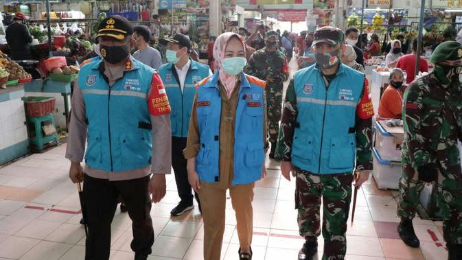 Tangerang dan Tangsel Jalani Masa Transisi Menuju New Normal
