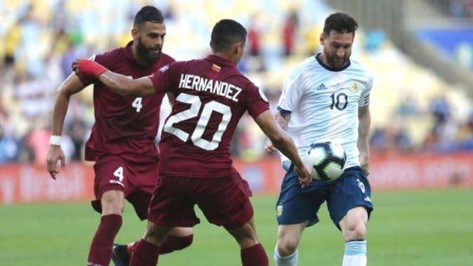 Lionel Messi Lebih Keren Dibanding Diego Maradona