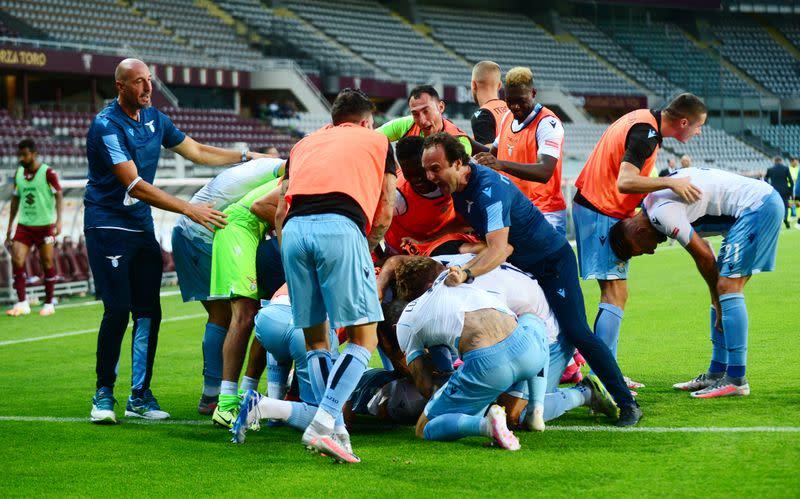 Serie A - Torino v Lazio