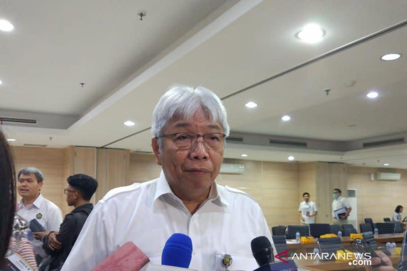 Kementerian ESDM sebut pembangunan smelter terganggu corona