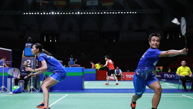 Jadwal Siaran Langsung Final Thailand Masters 2020: Perjuangan Hafiz / Gloria