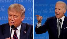 特朗普稱已經康復具免疫力 拜登不滿未鼓勵戴口罩防疫