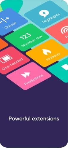 best iphone keyboard apps flek2