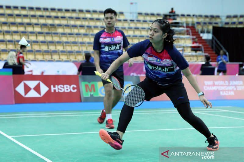 Indah Jamil targetkan juara di Kejuaraan Dunia Junior 2020