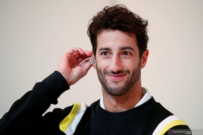 Ricciardo fokus dengan Renault meski terbuka untuk tawaran tim lain