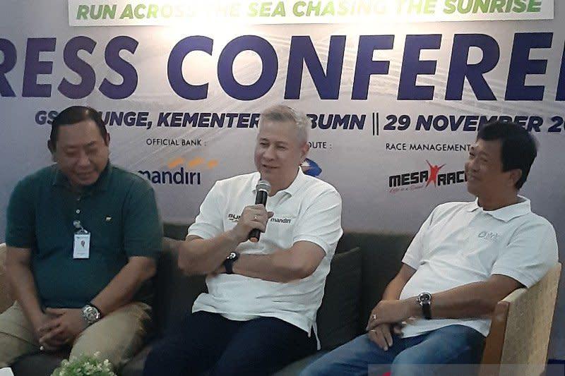 Mandiri alihkan event lari di luar Jakarta dua tahun terakhir