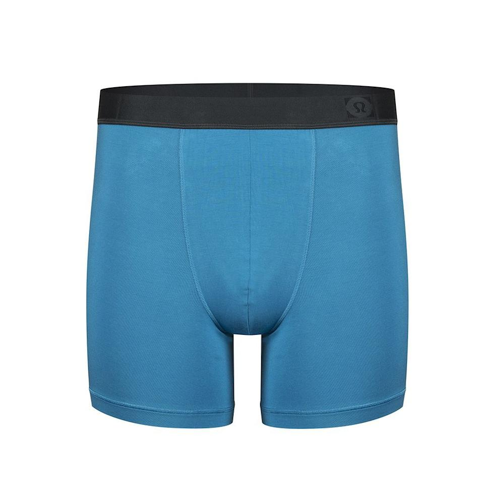 """<p><strong>Lululemon</strong></p><p>lululemon.com</p><p><strong>$28.00</strong></p><p><a href=""""https://go.redirectingat.com?id=74968X1596630&url=https%3A%2F%2Fshop.lululemon.com%2Fp%2Fmen-underwear%2FAim-Boxer%2F_%2Fprod9270823&sref=https%3A%2F%2Fwww.menshealth.com%2Ffitness%2Fg26815563%2Fbest-moisture-wicking-underwear%2F"""" target=""""_blank"""">BUY IT HERE</a></p><p><a href=""""https://www.menshealth.com/style/a26204719/lululemon-underwear-mens/"""" target=""""_blank"""">We've already raved about this stellar athletic underwear </a>for its crazy-comfortable Modal fabric and moisture-wicking technology that keeps you comfortable as possible on any given day. Just another reason for Lululemon to take all our money. </p>"""