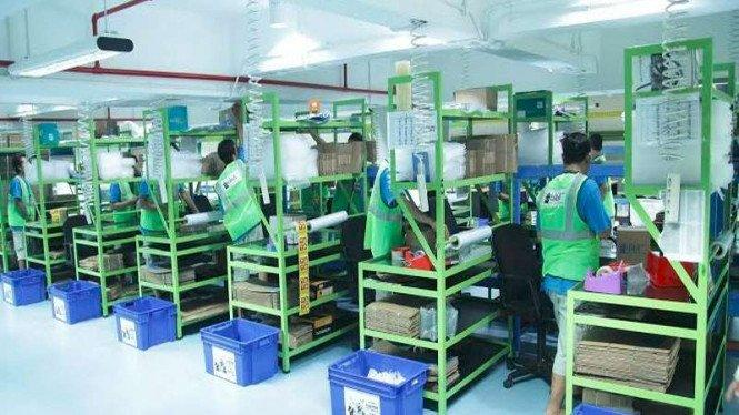Lagi COVID-19, E-Commerce Jadi Mak Comblang Pedagang dengan Pembeli
