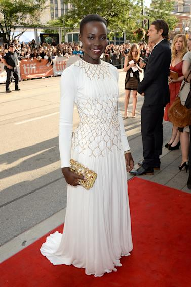 """12 Years A Slave"" Premiere - Arrivals - 2013 Toronto International Film Festival"