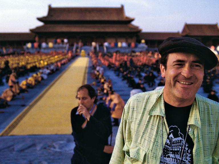 2.史上唯一一部紫禁城實景拍攝電影