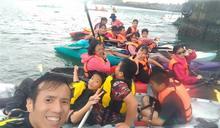 體育署推戶外水域運動教育 讓學生安全親近海洋