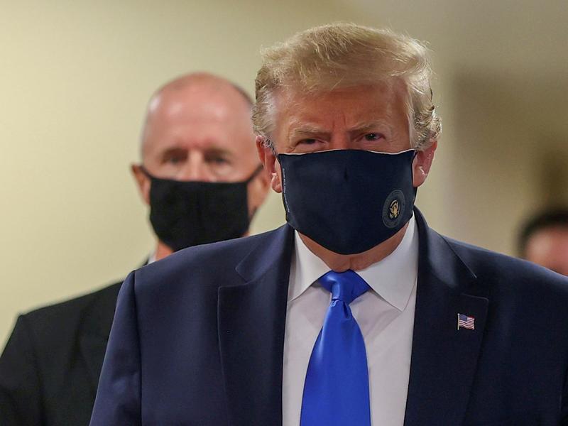 美國疫情反撲!口罩戴不戴為何吵不停