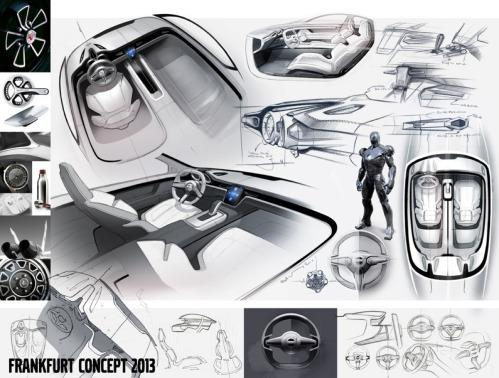 Did 'Iron Man' Influence Volvo's New Concept Car?