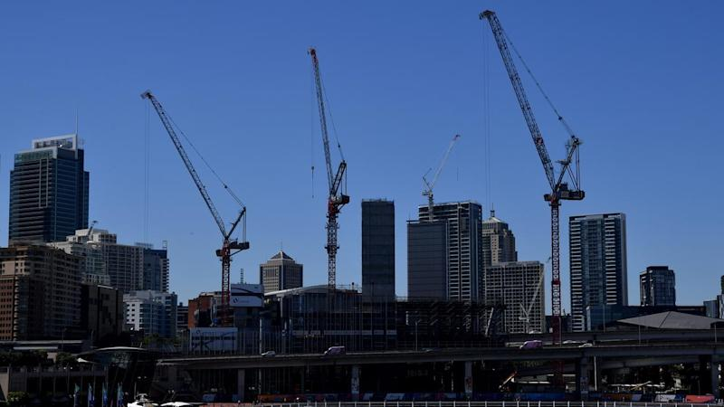 ABS BUILDING APPROVAL NUMBERS STOCK
